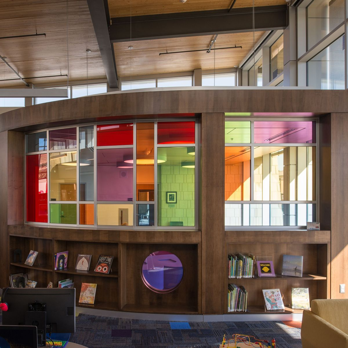 Library at Brown Crossing