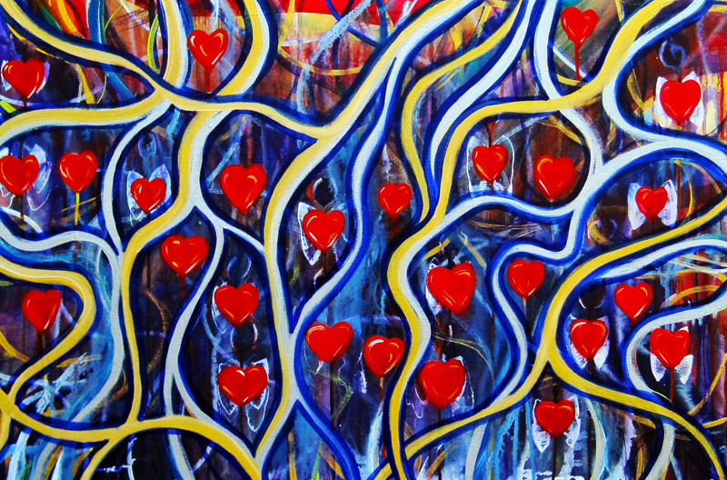 Highway of Hearts $350