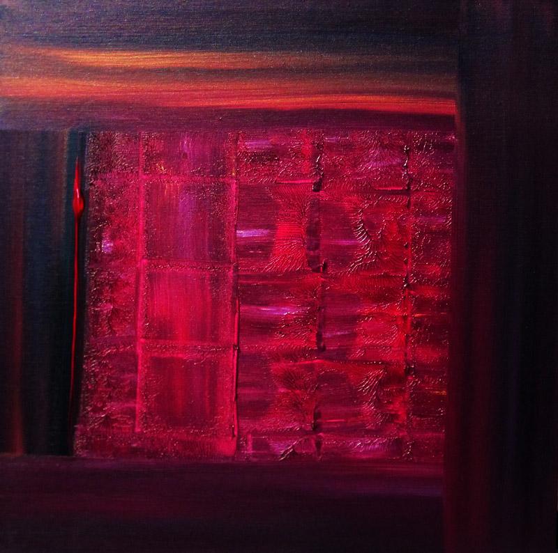 Window into the Soul 22x22 $550