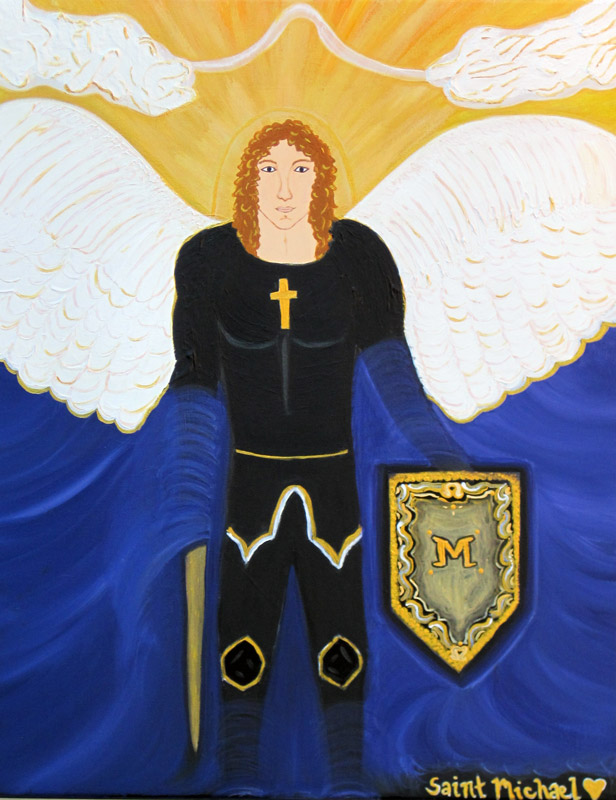 St. Michael (Private Collection)