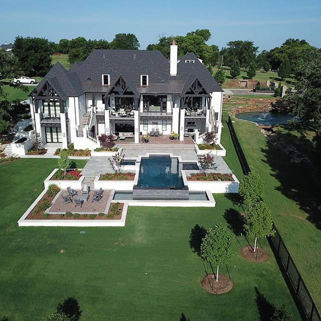 This magnificent home was built custom for one of Rogers and Associates'  great Clients. Great home to entertain.