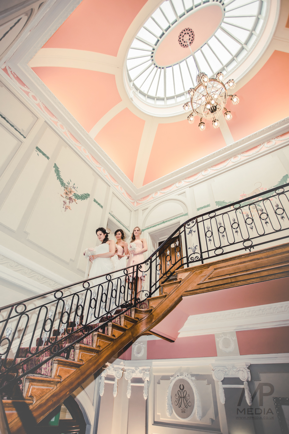 191 - Liam and Carlys Fine Art Wedding Photography at Ringwood Hall Hotel by Pamela and Mark Pugh Team MP - www.mpmedia.co.uk - Do NOT remove the watermark or edit this image without consent -.JPG