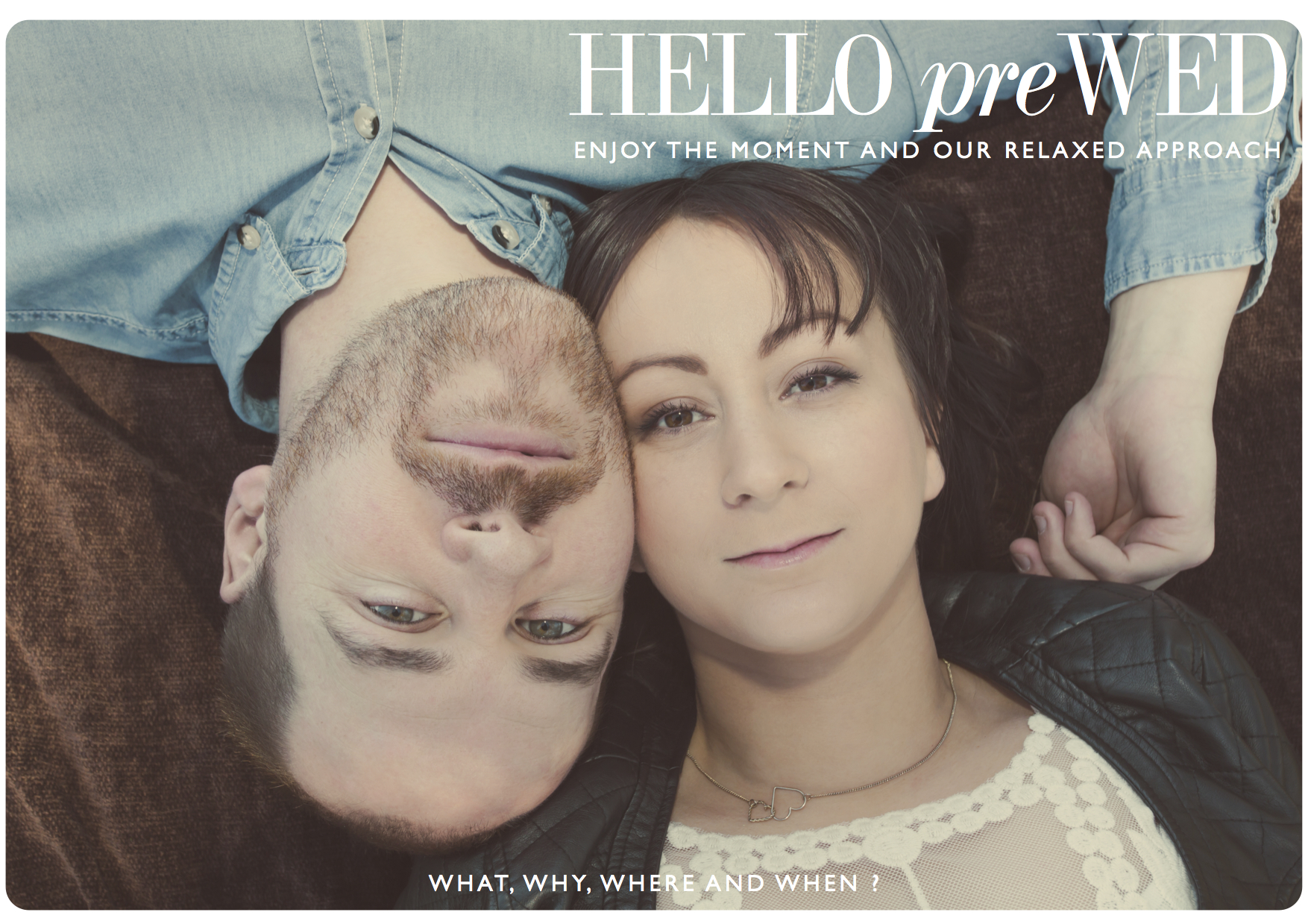 Hello preWED - What, why, where and when? Click the image above for additional information.
