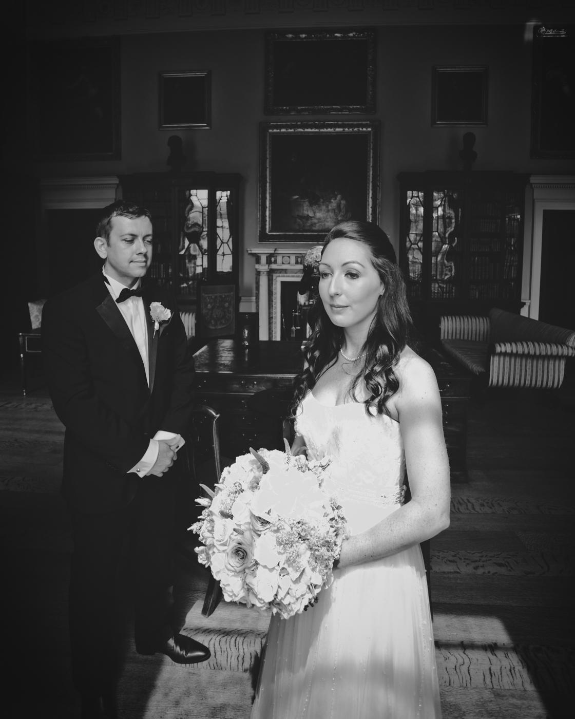 004 - Abi and Chris at Kedleston Hall - Wedding Photography by Mark Pugh www.markpugh.com - 0282.JPG