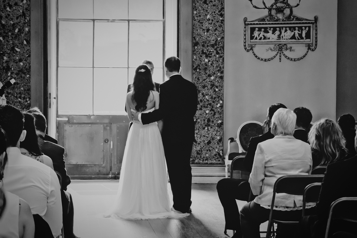 054 - Abi and Chris at Kedleston Hall - Wedding Photography by Mark Pugh www.markpugh.com - 5336.JPG