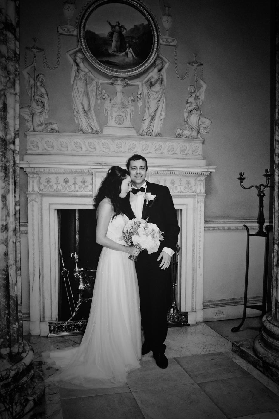 076 - Abi and Chris at Kedleston Hall - Wedding Photography by Mark Pugh www.markpugh.com - 5374.JPG