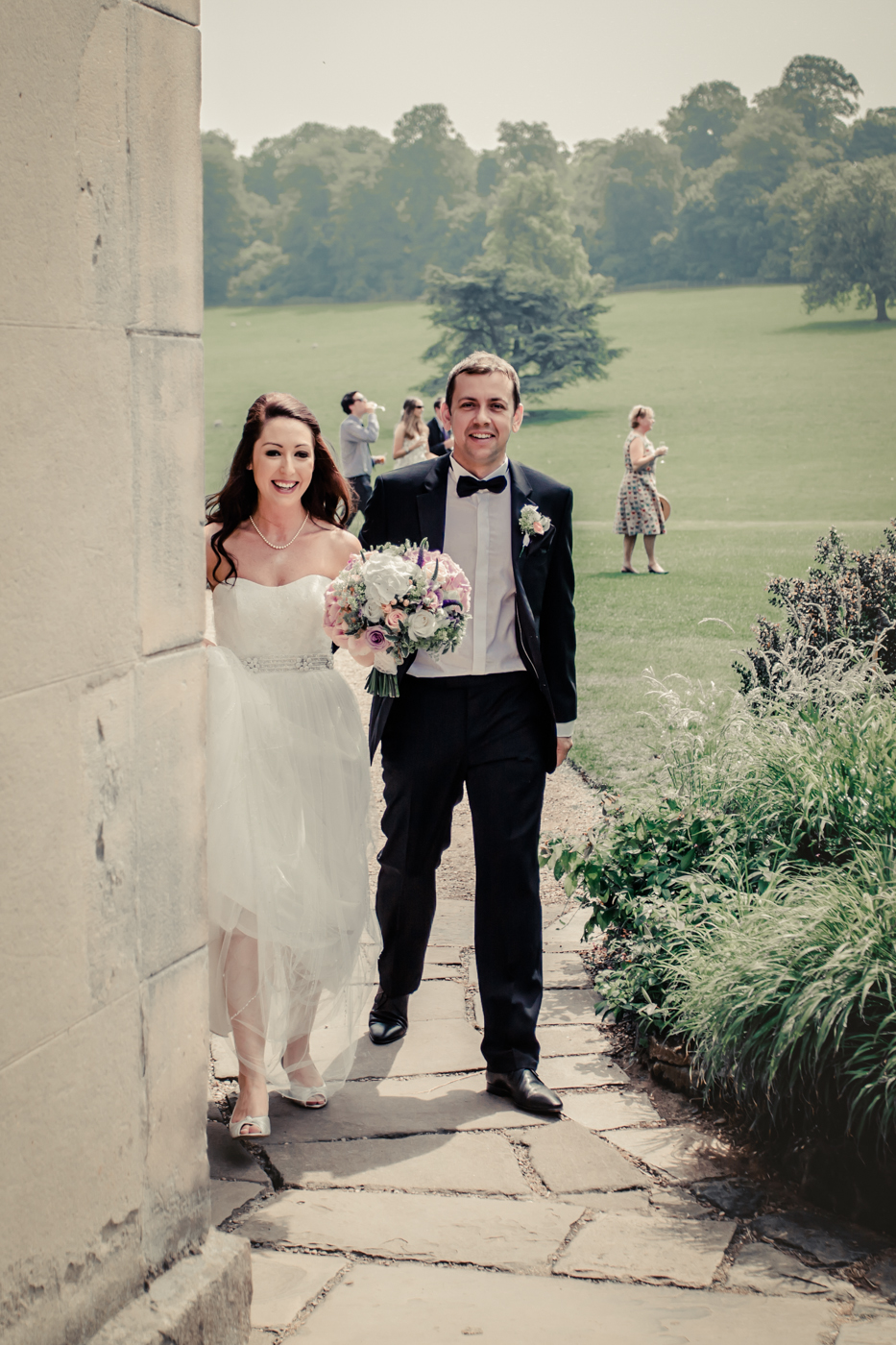 105 - Abi and Chris at Kedleston Hall - Wedding Photography by Mark Pugh www.markpugh.com - 0390.JPG