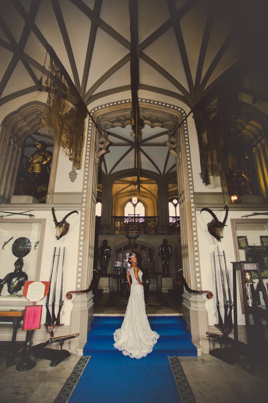 103 Donna and John Wedding Photography at Belvoir Castle www.belvoircastle.com UK by Mark Pugh.JPG