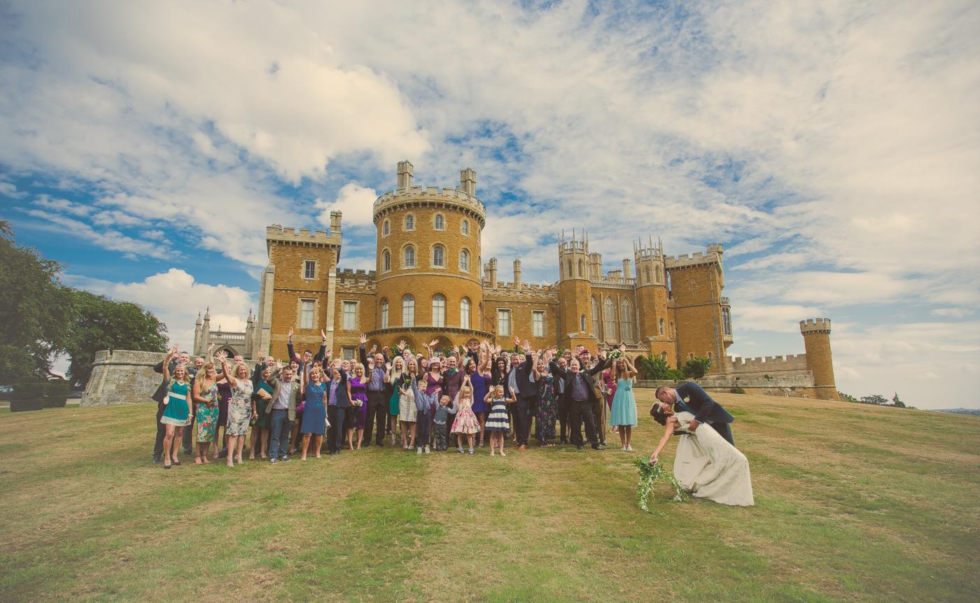 070 Donna and John Wedding Photography at Belvoir Castle www.belvoircastle.com UK by Mark Pugh.JPG