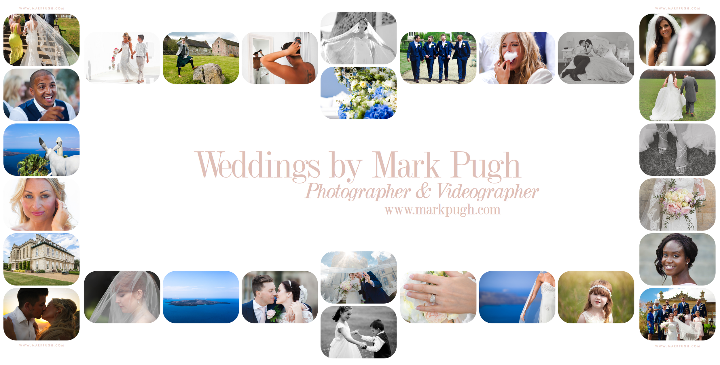 Click the image above to view Mark Pugh's 2015 wedding image review.