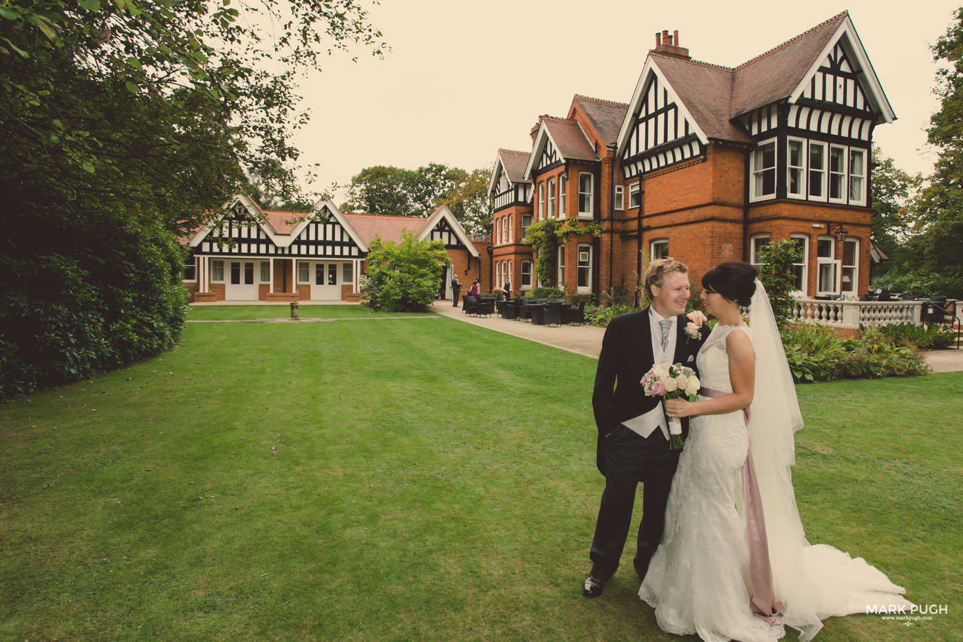 What They Say: The Dower House Hotel wedding - Nicola and Paul