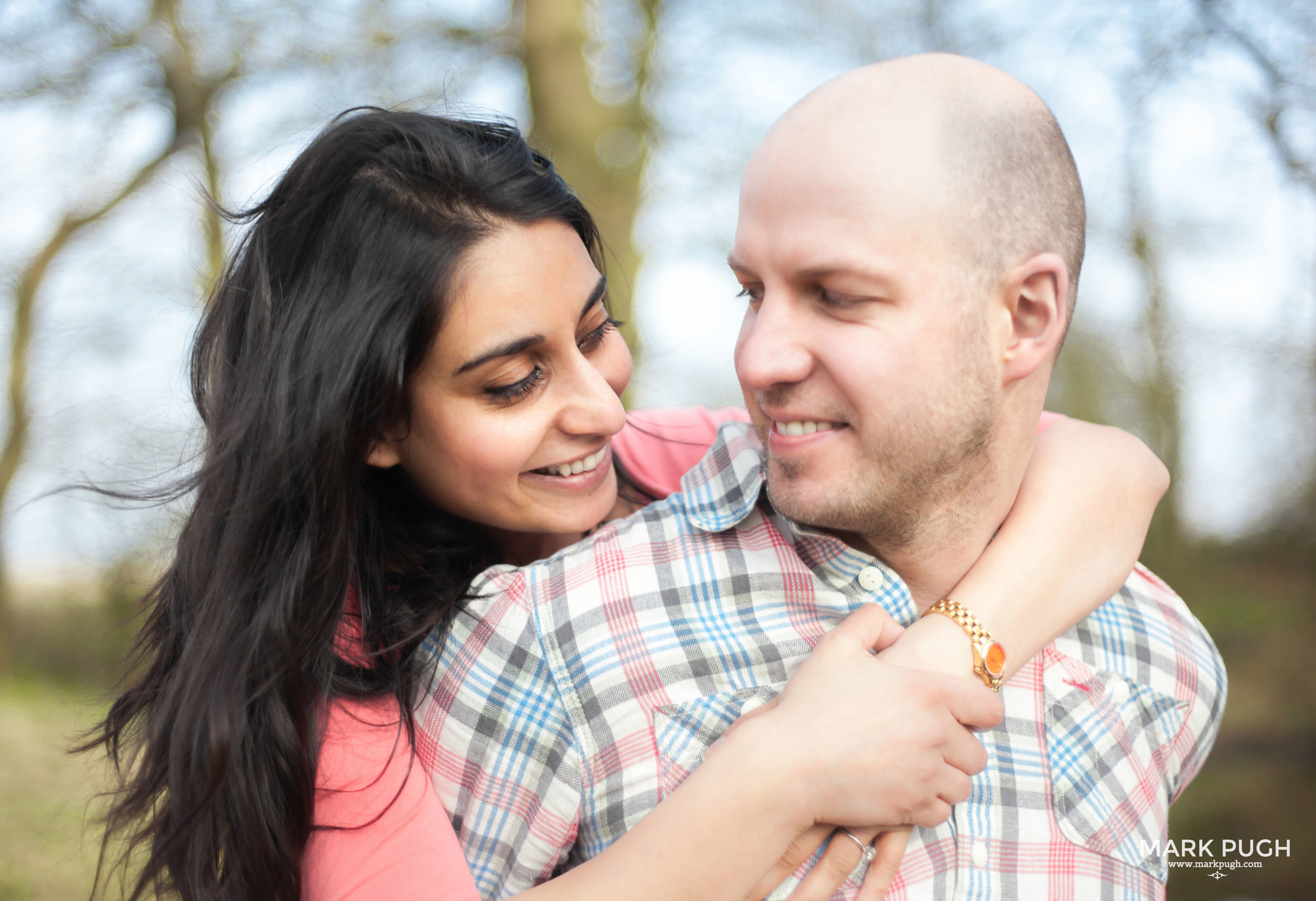 Sheena and Andrew in Birmingham, UK.