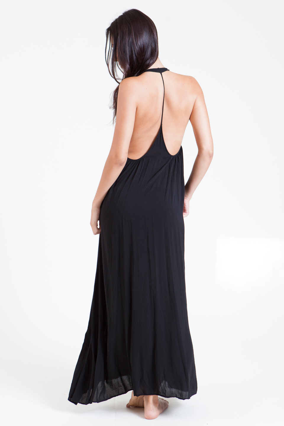 Antigua T-back maxi - black