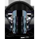 Black-and-Blue-Headphones