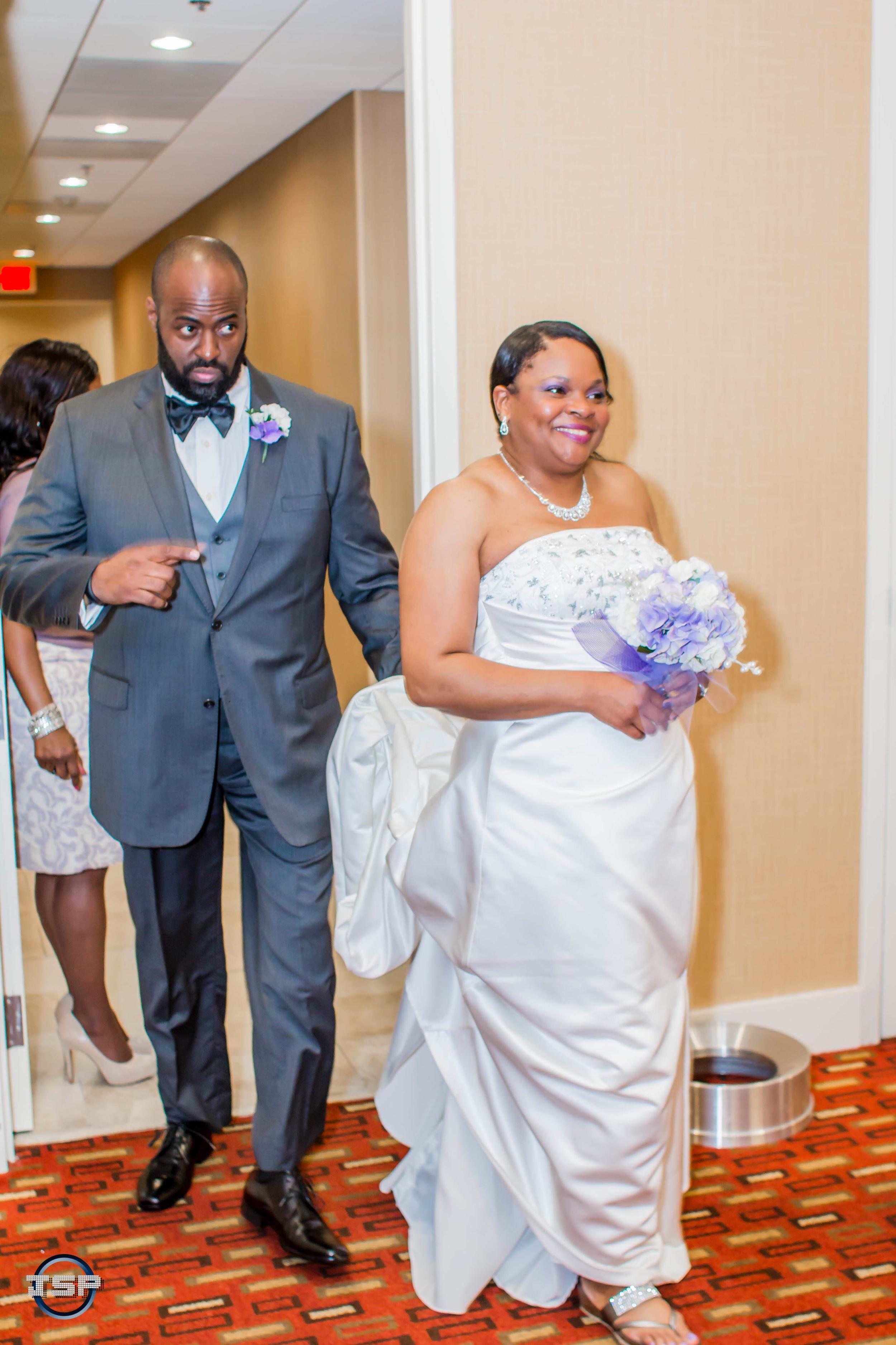 Mr. & Mrs. TramueL