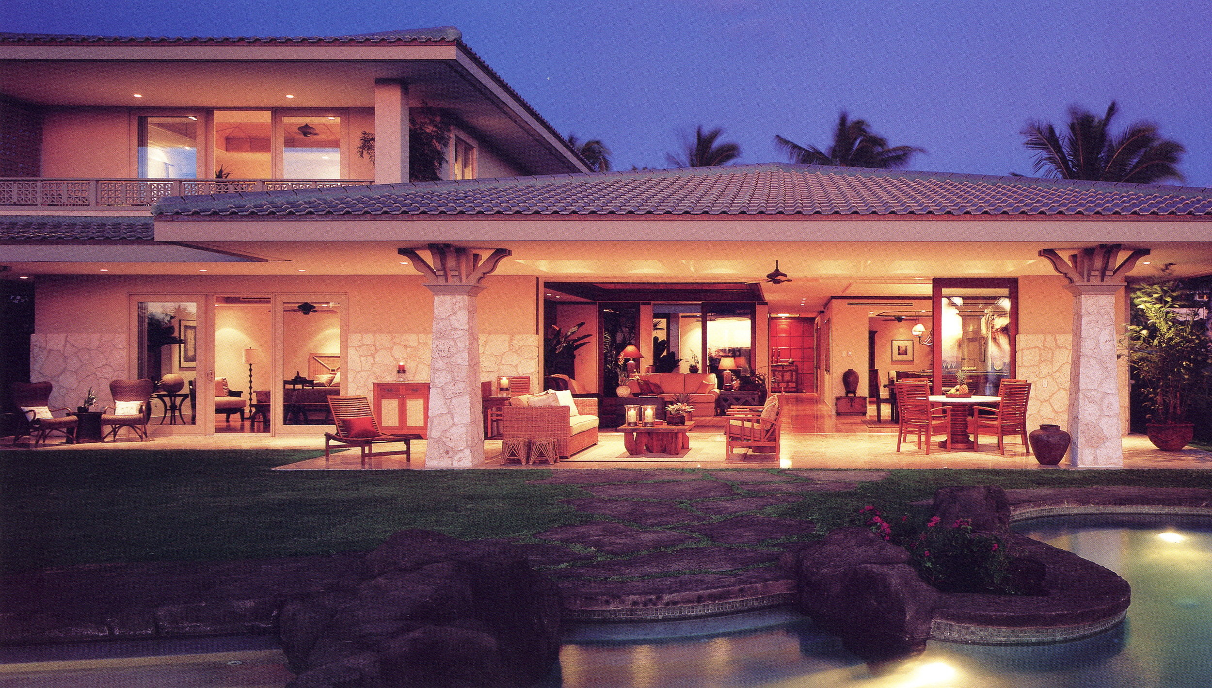 MAUI BUILDERS - LUXURY HOME BUILDER SINCE 1984