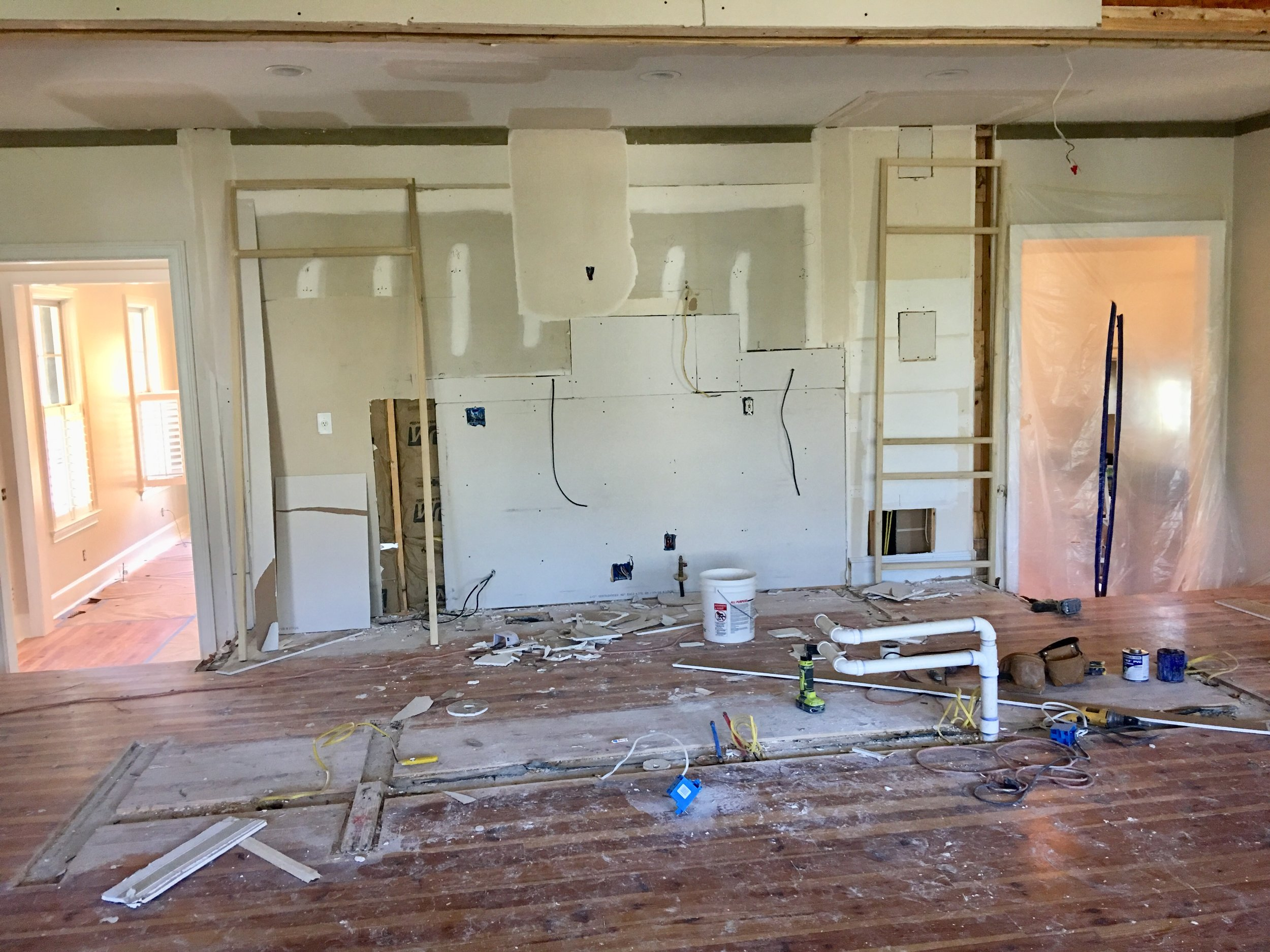 Charleston, SC    - Renovation to Furniture Installation