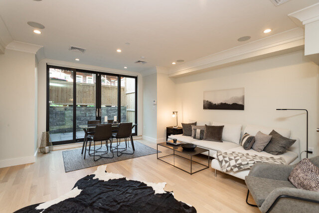 8 Rutland Square, Boston, MA  - Staging for Mark Doherty at Coldwell Banker