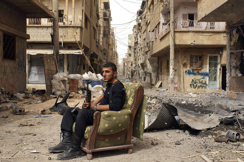 Photo: Reuters/Khalil Ashawi.