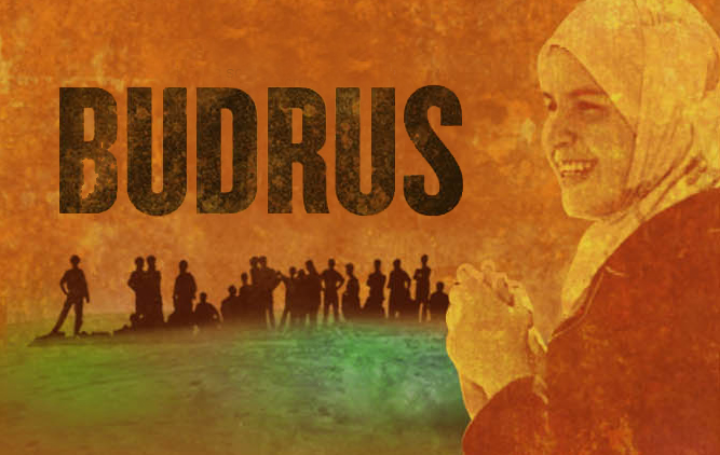 Budrus  is directed by Julia Bacha.