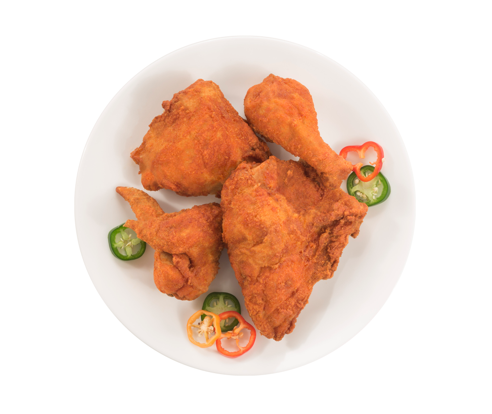 """New Broaster Chicken® Spicy! - """"Our chicken's HOT cousin! It's everything you know and love about Genuine Broaster Chicken® - tender & juicy with an added spicy kick! Great for customers who crave spicier food options."""""""