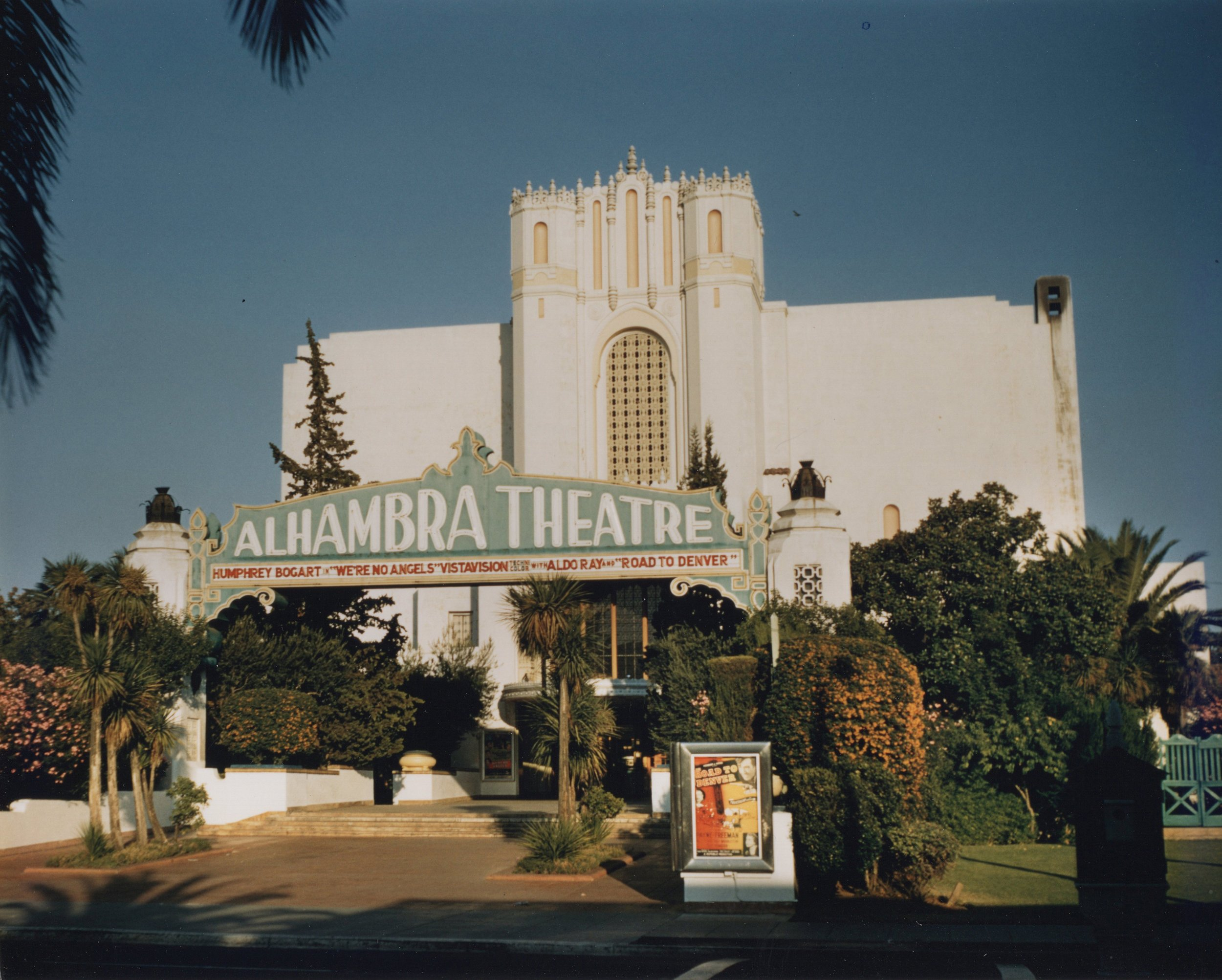 Alhambra Theatre in 1954 | ALHAMBRA: Sacramento's Palace of Fantasy