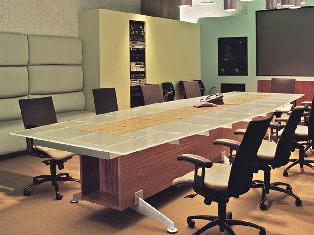 Custom Crafters Glass, wood and metal conference table_Dtank.jpg