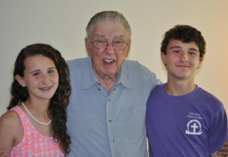 with granddaddy