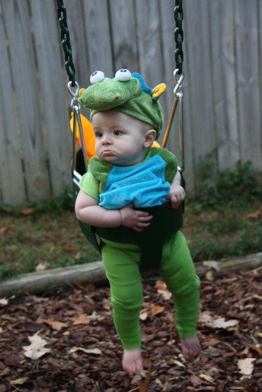 Liam the dragon