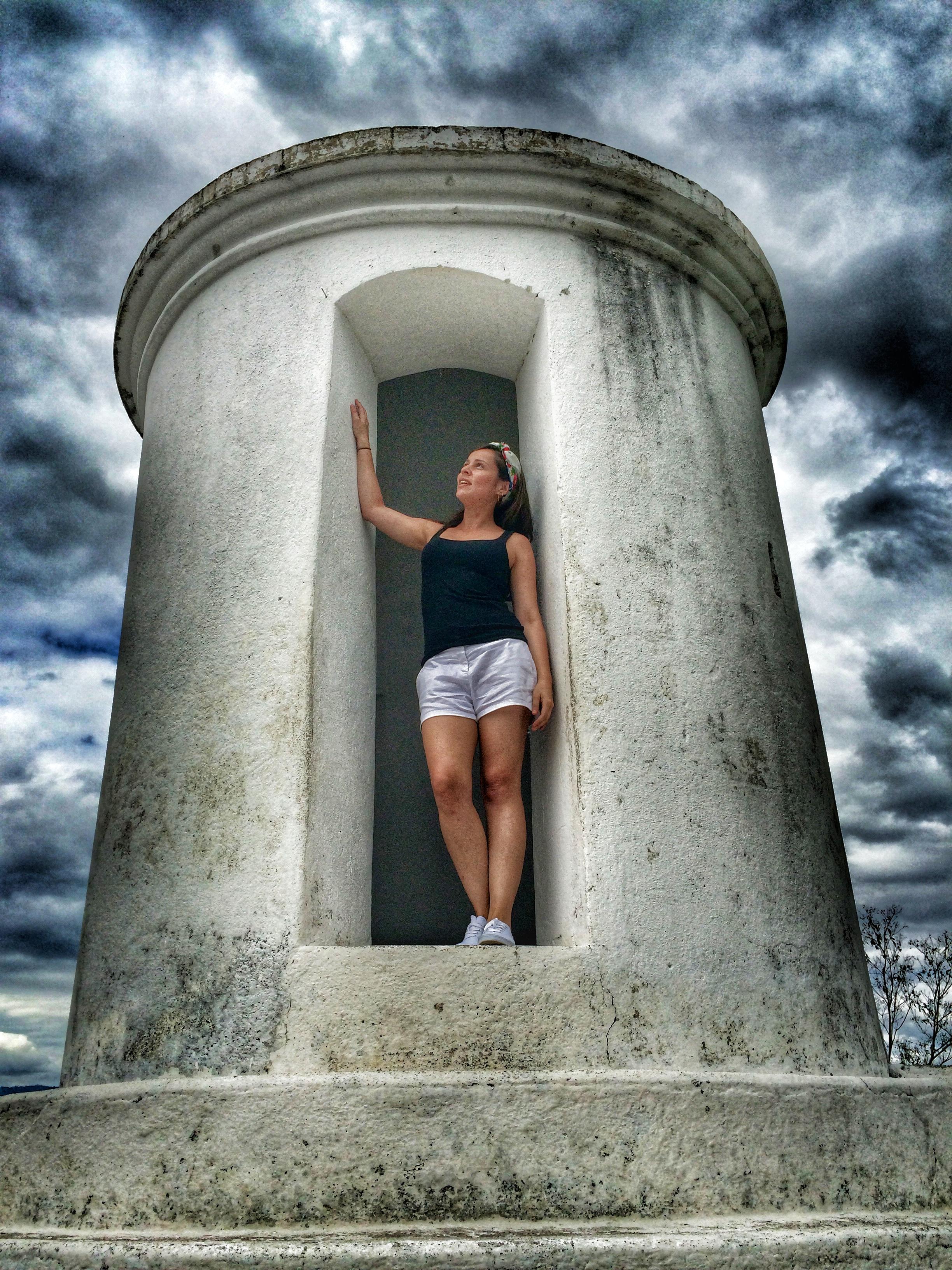 Mariana at the fort