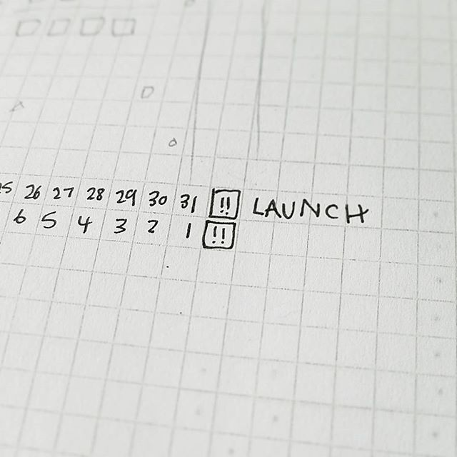 Official launch is on June 1st! - #theobjectstudio #neweebsite #redesign  #designer #graphicdesign #webdesign #june1 #plan #countdown #19days #gettingexcited