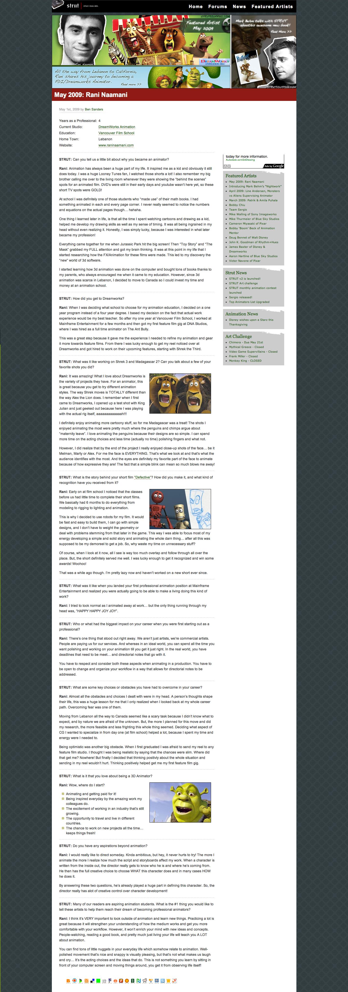 Misc StrutYourReel Interview.jpg
