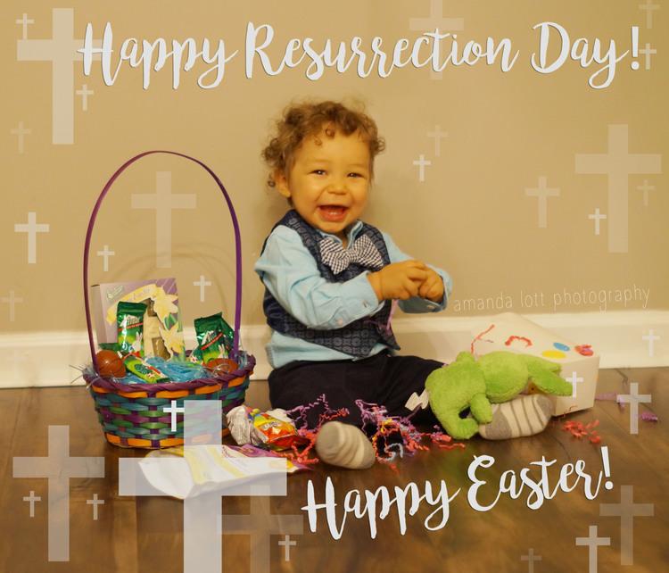 Happy Resurrection Day! Happy Easter!