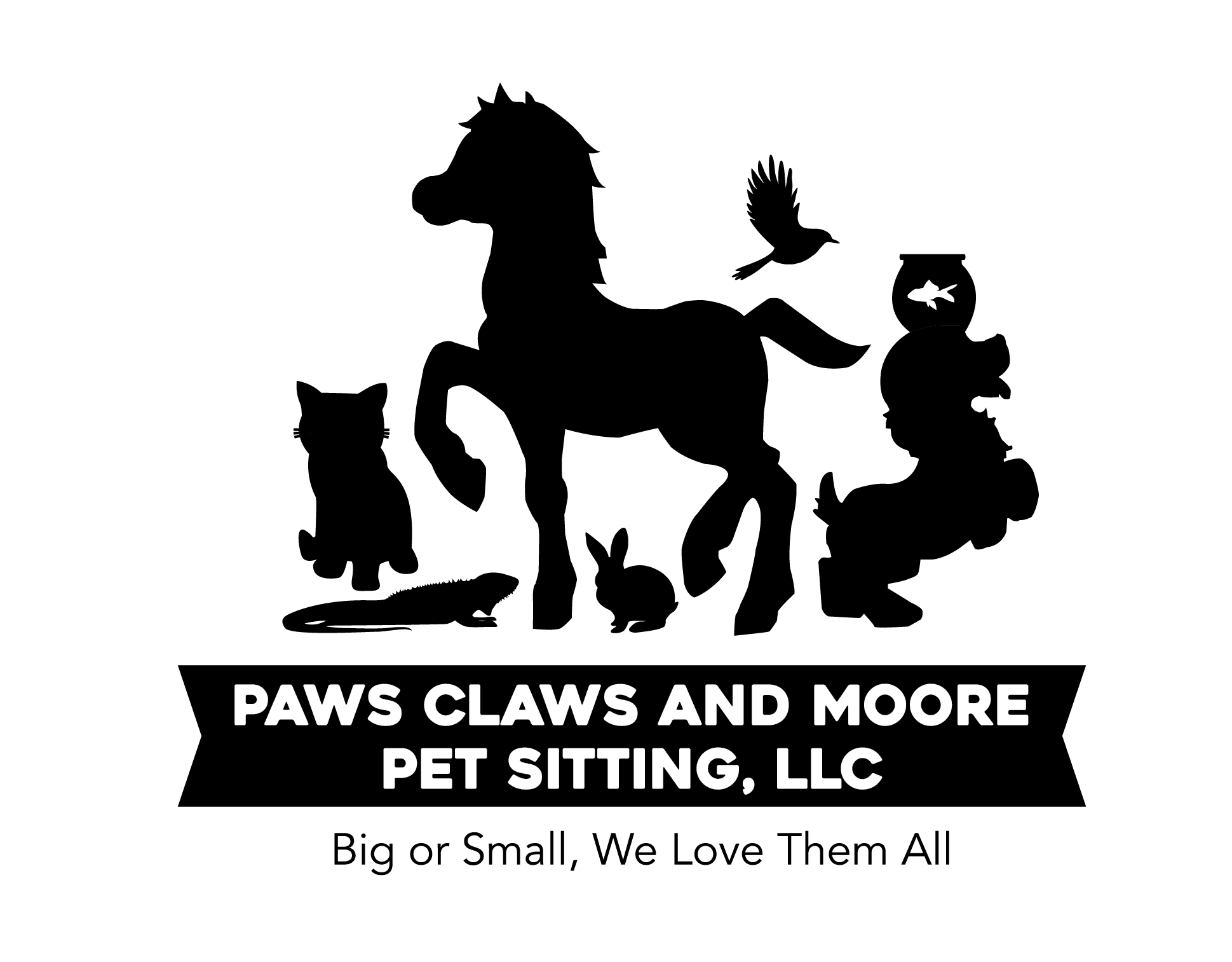 Paws Claws and Moore Pet Sitting, LLC