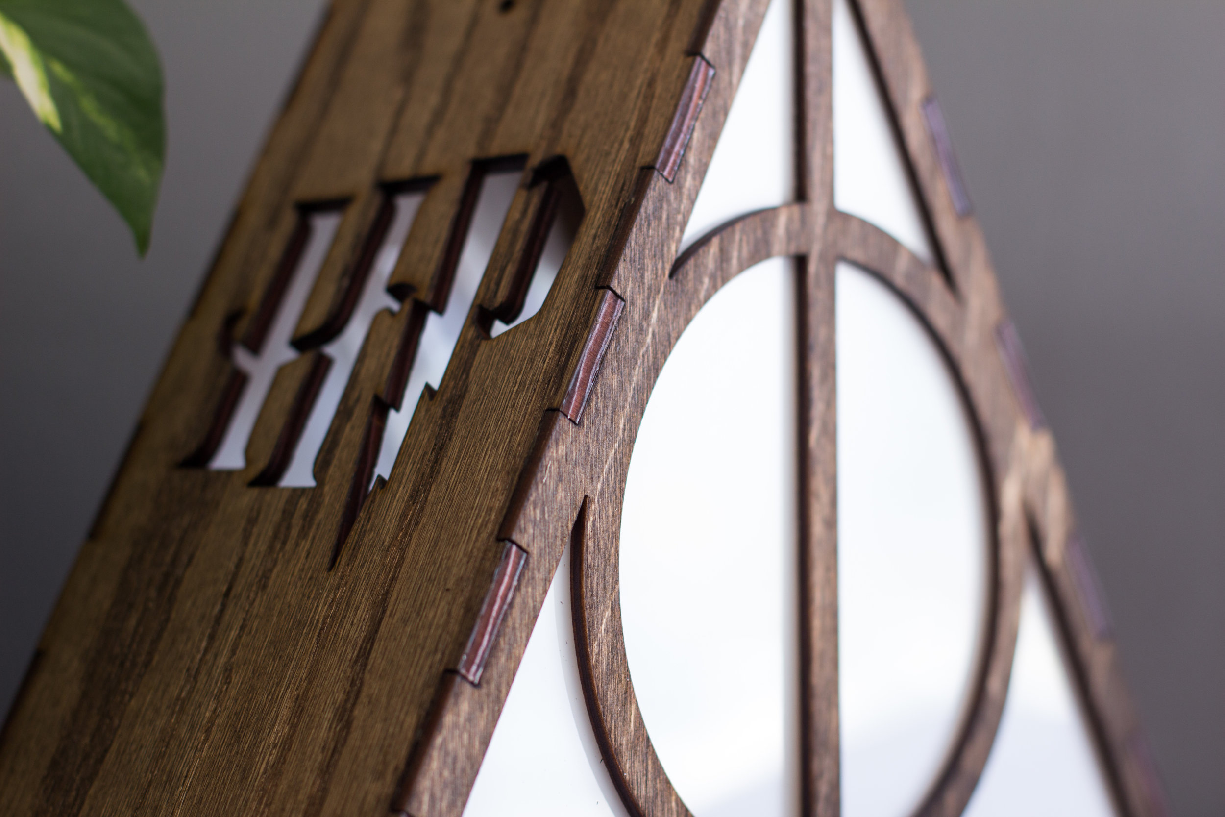 Deathly Hallows lamp 4