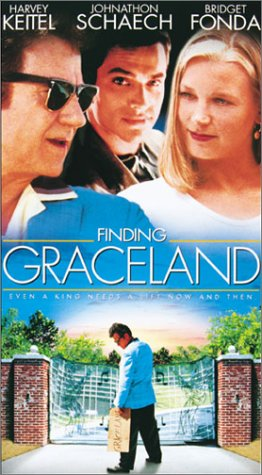 Finding Graceland Movie Video Cover 1998