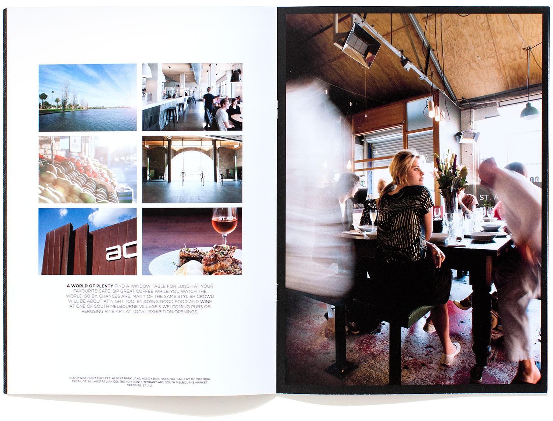 'Harvest' apartment brochure