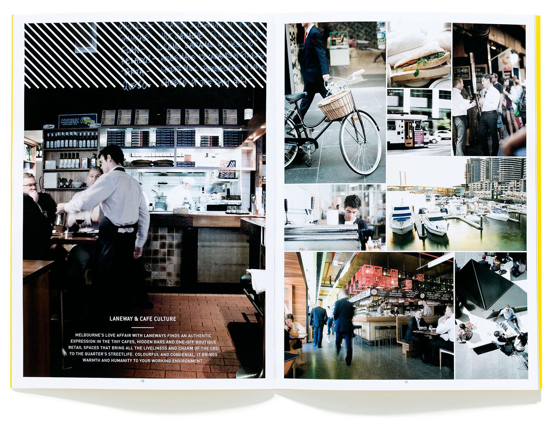 'The Quarter' office brochure