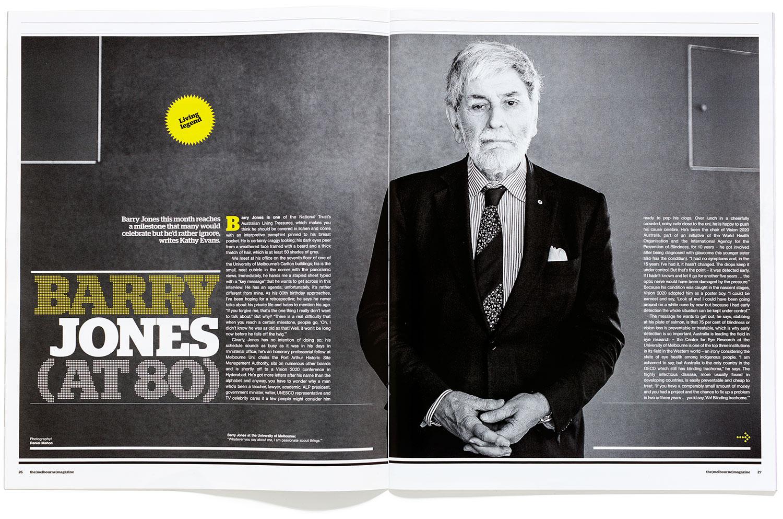 the age (melbourne) magazine