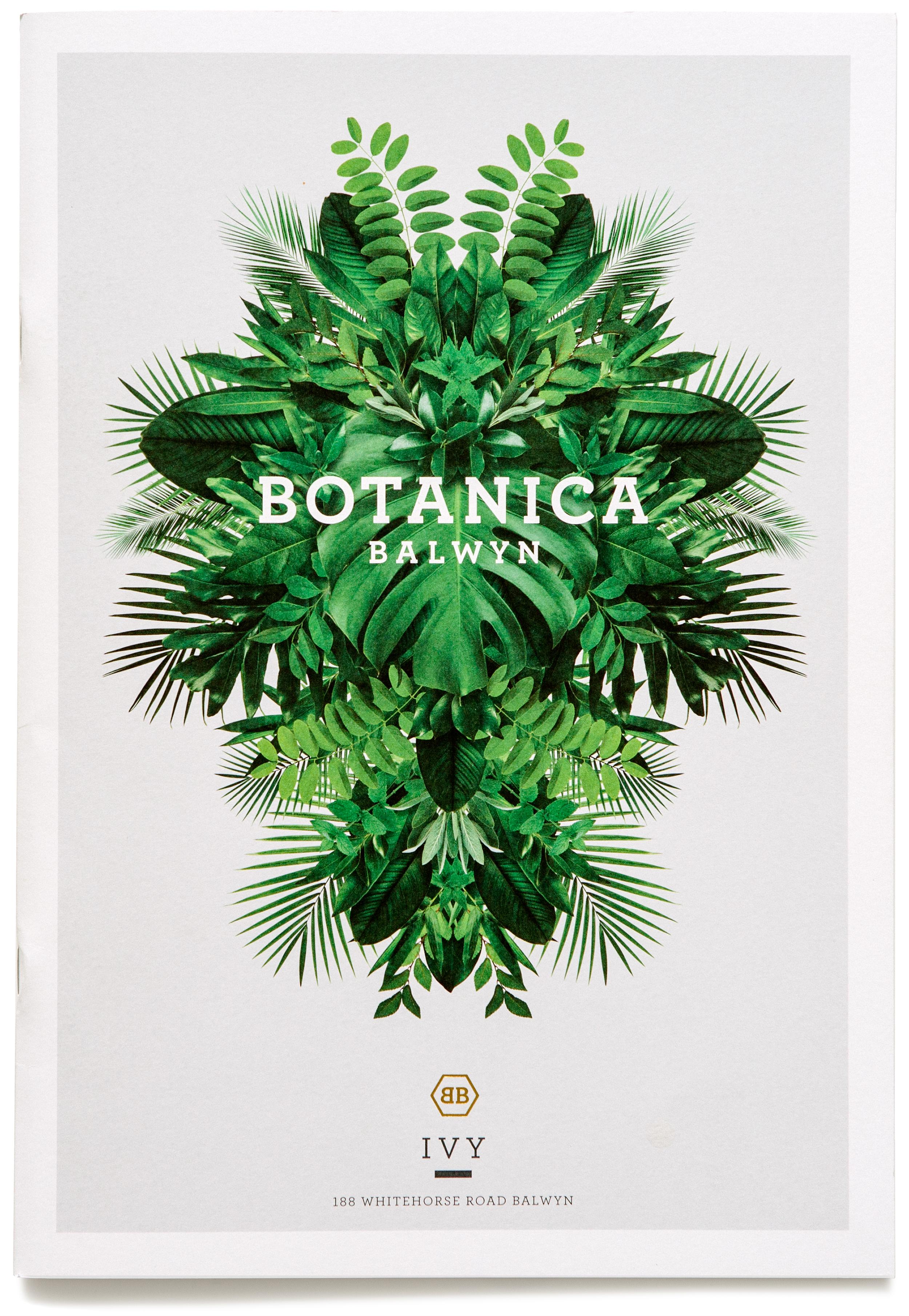 'Botanica' apartment brochure