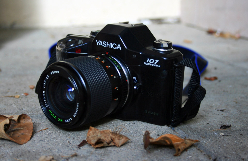 The Yashica 107-MP