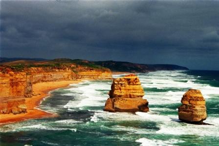 Coastal Contrast