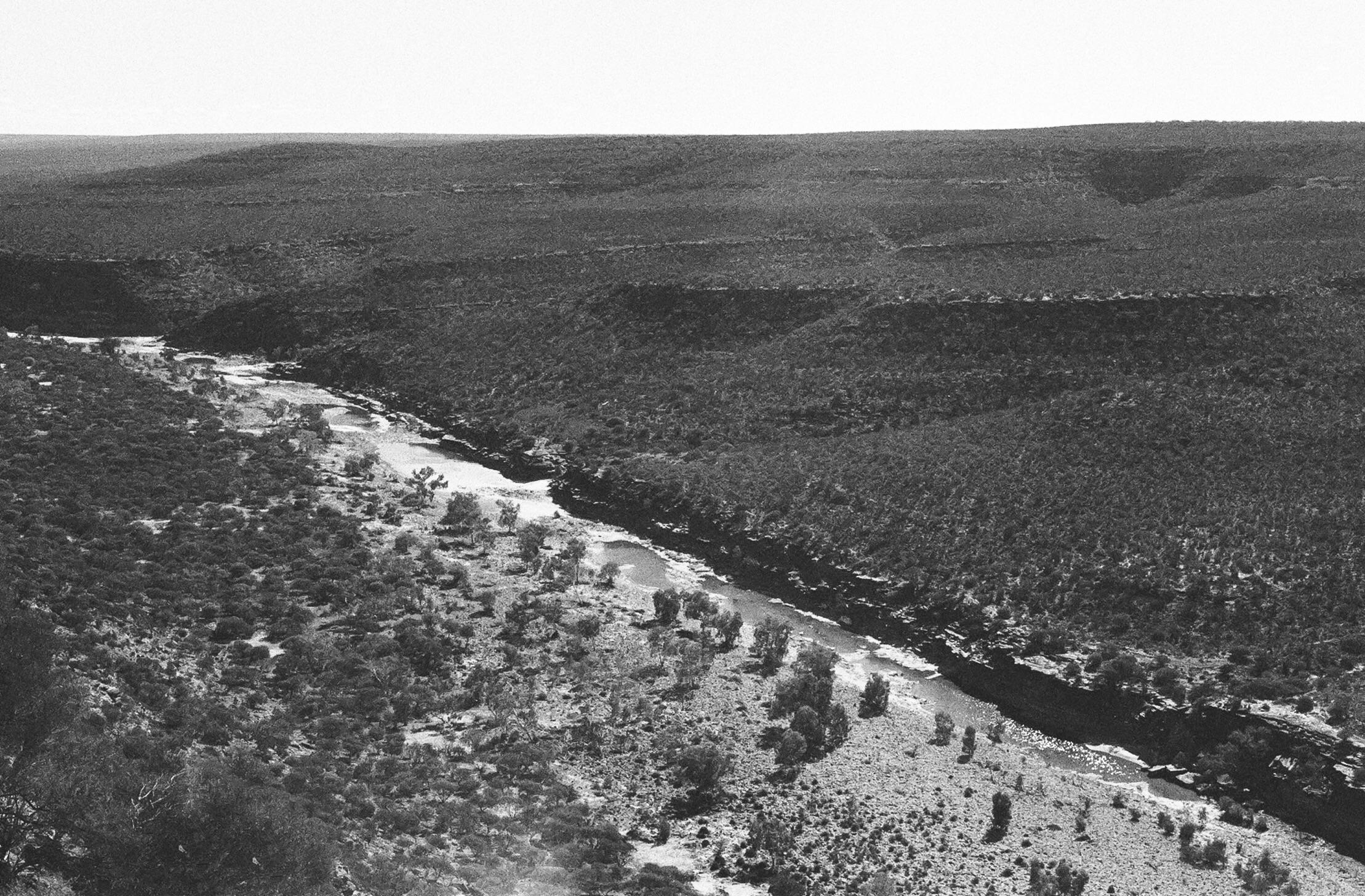 The Murchison in Kalbarri National Park