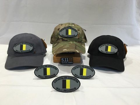 PVC Velcro Backed Morale Patches & 5.11® Flag Bearer Caps   We have produced PVC Velcro Backed 2/29 Battalion Association Morale Patches, they will attach to any Velcro Hoop surface.  To compliment these great Patches we have teamed them up with 5.11® Flag Bearer Caps in 3 great colour schemes, Black, Storm (Grey) and Multicam. These caps already have Velcro Hoop on the front panel for quick and easy attachment, as well they are one size fits all with elasticised head band and Velcro adjustment strap at the back.  Prices:  Cap with Patch - $25.00  Patch - $10.00  For Orders please inbox the  Facebook page .  Get yourself a Cap & Patch, it would be a great spectacle with all of us wearing them on ANZAC DAY in the March.