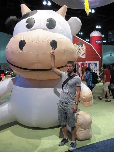 Ste at E3