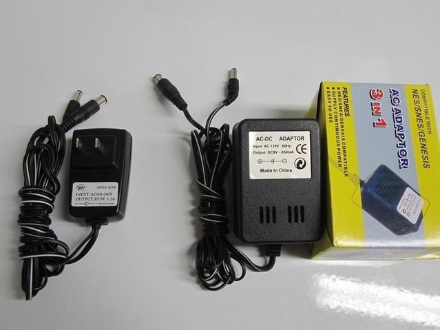 Retro Console Power Adapters — HD Retrovision