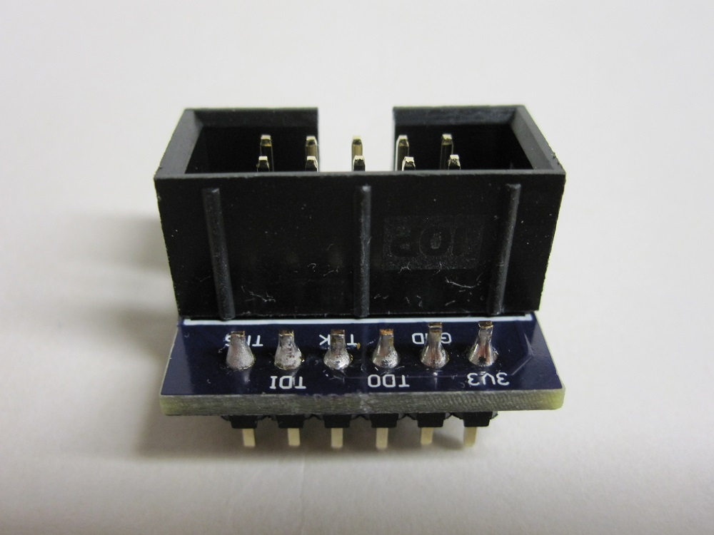 Assembled PCB (factory variant)