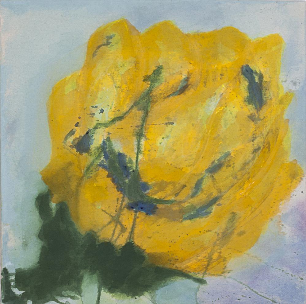 Springtime, yellow I