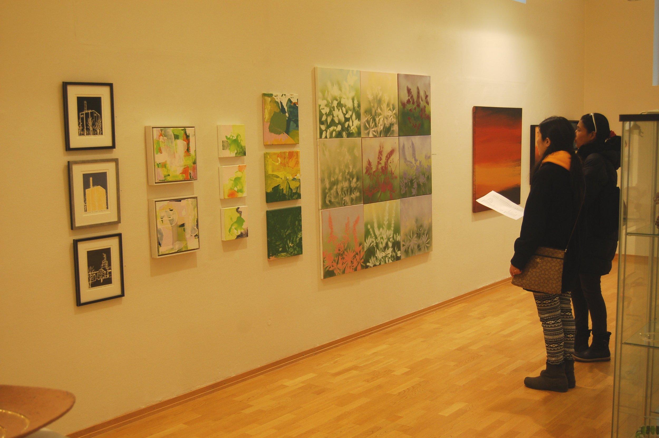 Moss kunstforening 24/11 - 16/12 2018