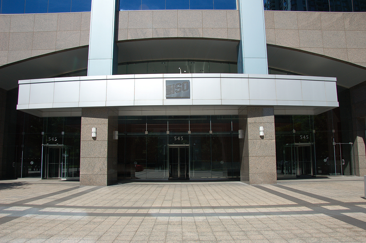 Entry, Newport Office Center IV